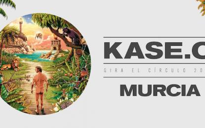 Kase. O vuelve con 'El Círculo' a Murcia el 22 de junio