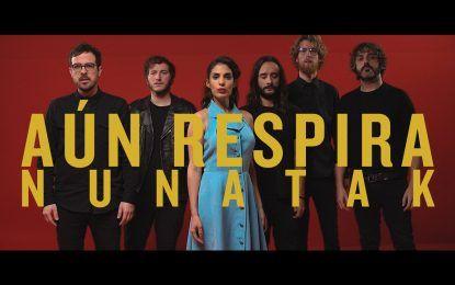 Nunatak presenta el videoclip 'Aún Respira'