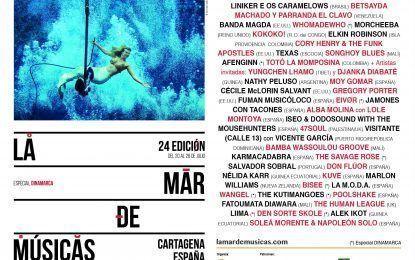 La Mar de Músicas 2018: Confirmaciones y entradas