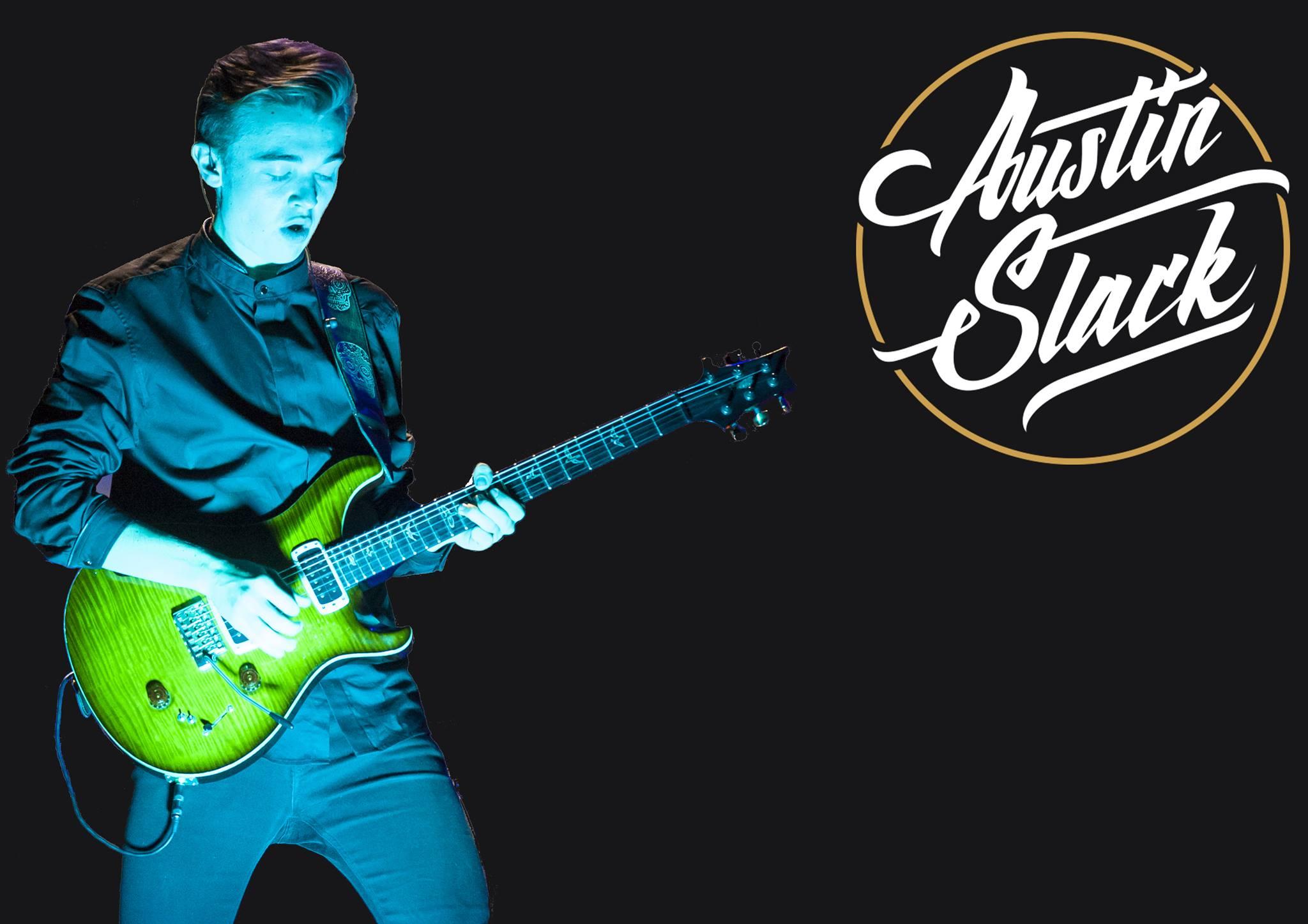 """Austin Slack: """"Tenía ganas de que la gente conociera mi sonido como músico"""""""