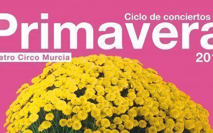 El Teatro Circo de Murcia se convierte en sala de conciertos para las Fiestas de Primavera