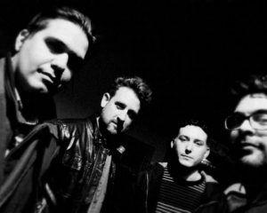 The Grim Line lanzan 'Fading Out', el adelanto de su primer EP