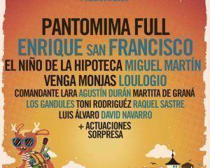 Sonorama Ribera, primer festival español en incluir un espacio destinado a la comedia