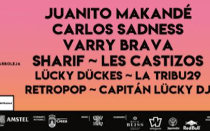 Juanito Makandé encabeza las nuevas confirmaciones del festival Ribera del Segura