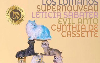 Javiera Mena encabeza el cartel del Be Fresh Festival Murcia