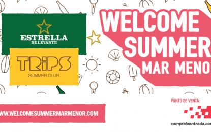El Welcome Summer Mar Menor vuelve el 23 de junio