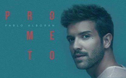 Pablo Alborán arranca el tour presentación de 'Prometo'