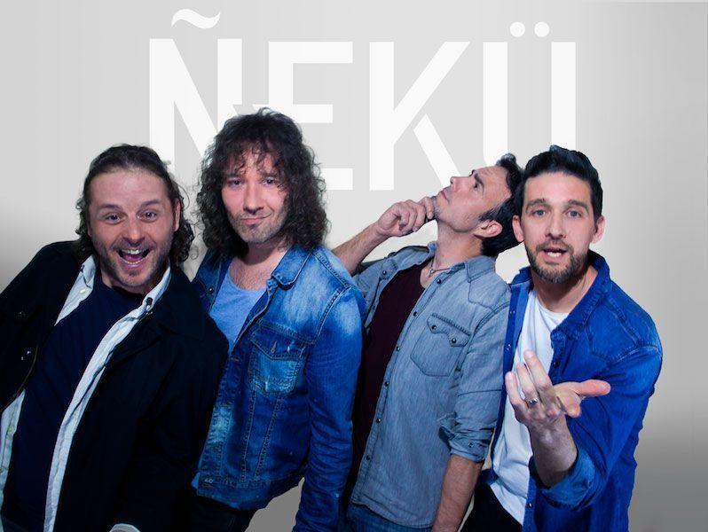 """Ñekü: """"Huimos de lo mecanizado, de las posturas y de las coreografías estudiadas. Somos viscerales"""""""