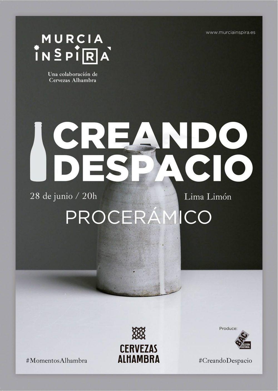 Murcia Inspira pone al descubierto la artesanía murciana