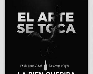 La Bien Querida inaugura El Arte se Toca, el primer evento de Murcia Inspira