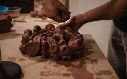 La cerámica contemporánea protagoniza el primer encuentro Creando Despacio del proyecto Murcia Inspira