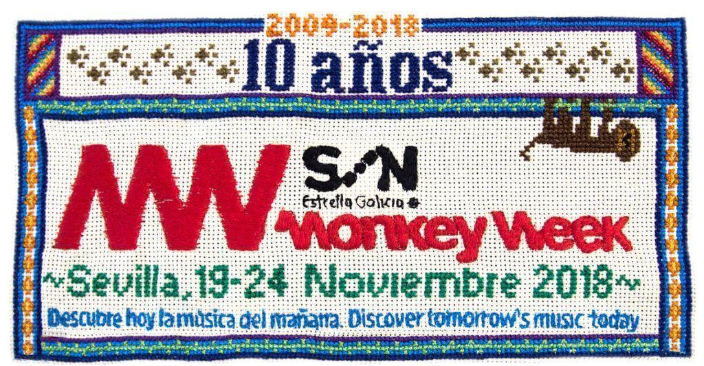 Monkey Week 2018: Confirmados y entradas