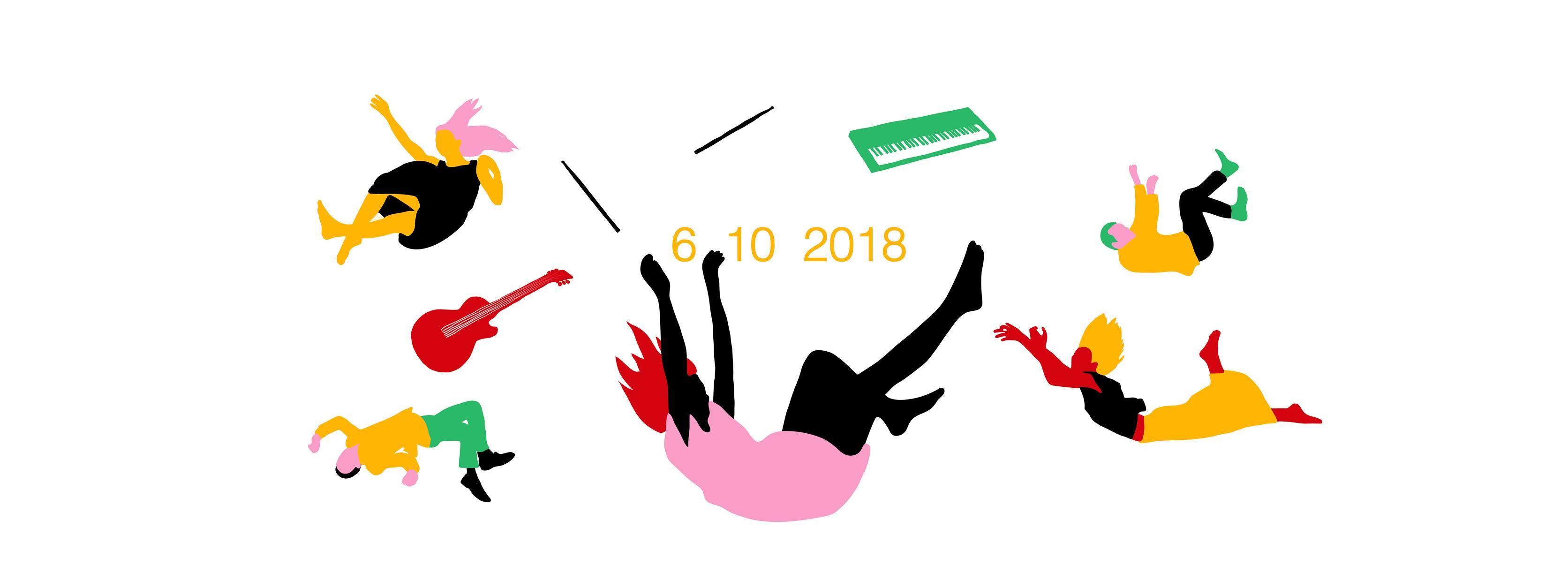 Así queda el cartel completo del Ruidismo 2018