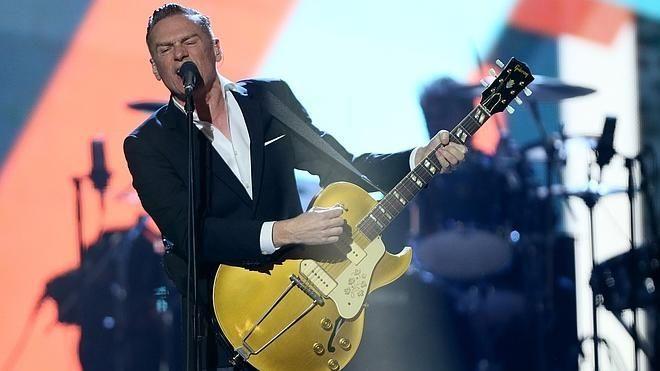 Elton John y Bryan Adams en Nueva Condomina