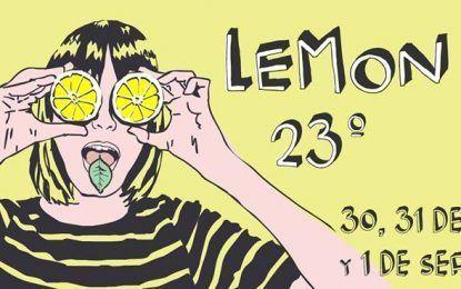 El Lemon Pop anuncia el cartel de su 23ª edición