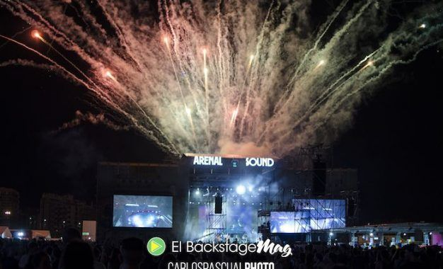 Fotocrónica del Arenal Sound 2018