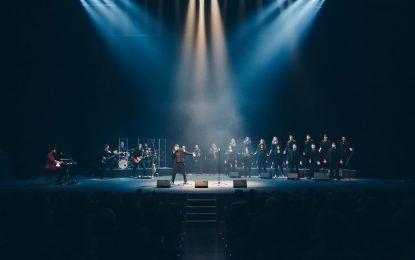 Belter Soulstrae a San Javier 'Joyful!',elespectáculo musical más potente del verano