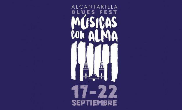 Músicas con Alma Alcantarilla Blues Fest del 17 al 22 de septiembre