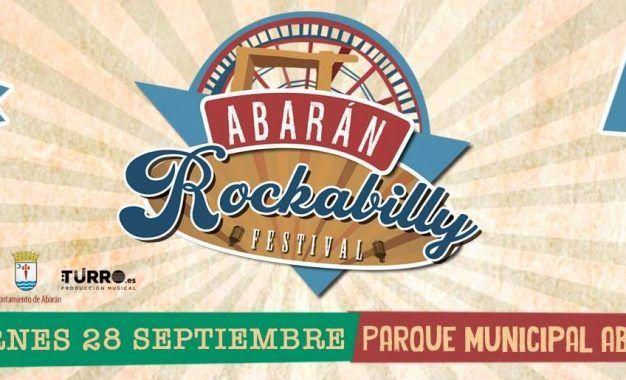 Abarán Rockabilly Festival el 28 de septiembre