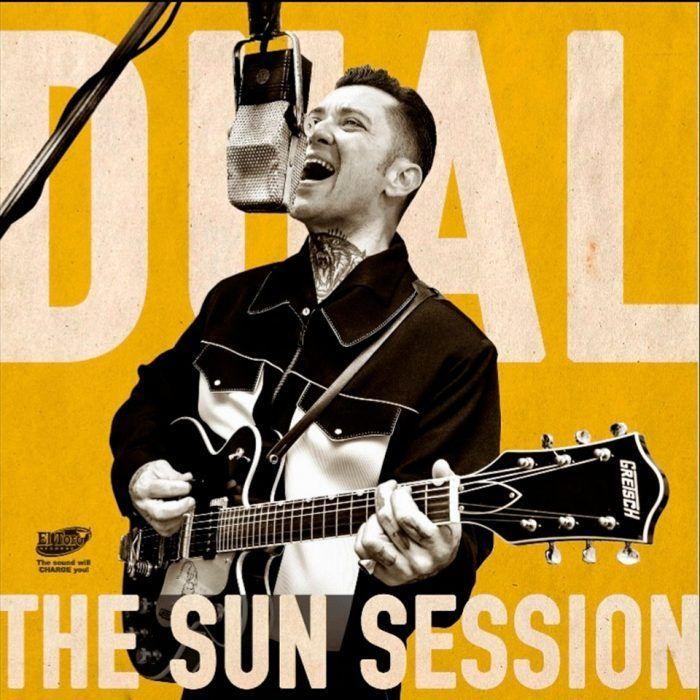 Al Dual publica su nuevo trabajo 'The Sun Session'