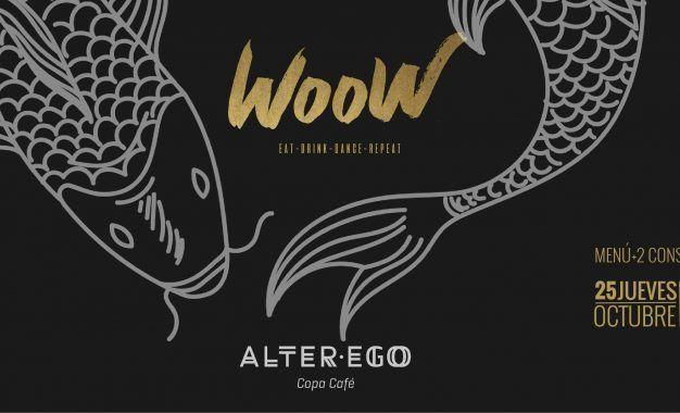 WooW: Gastronomía, música y arte