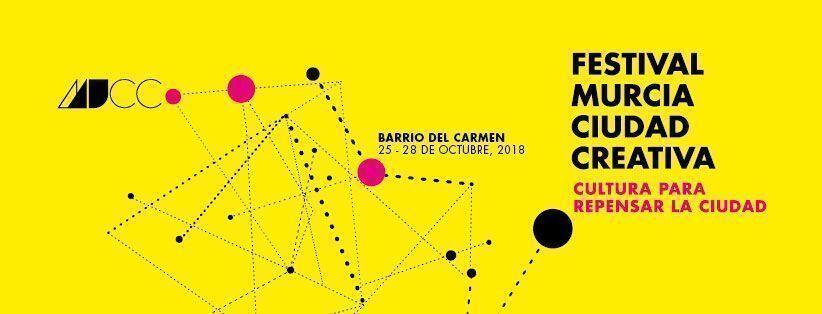 Repensando la ciudad con el festival Murcia Ciudad Creativa
