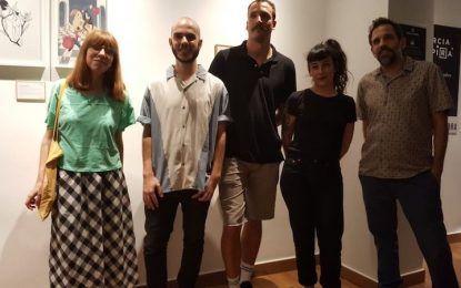 Murcia se plasma a través de los ojos de los ilustradores en Murcia Se Ilustra
