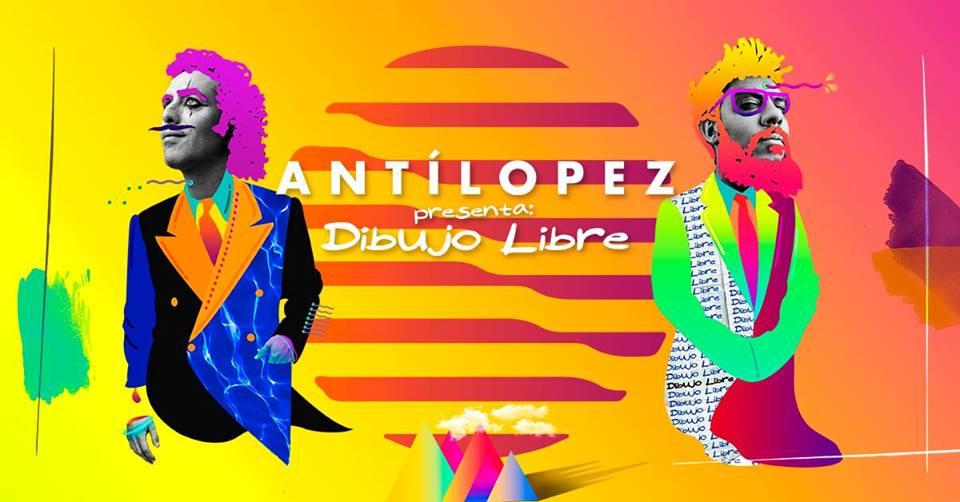 Antílopez estará presentando su nuevo disco en Elche