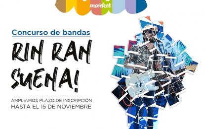 Ya está aquí la 2ª edición del concurso de bandas Rin Ran Suena
