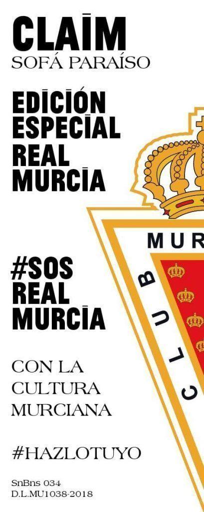 Claim Real Murcia