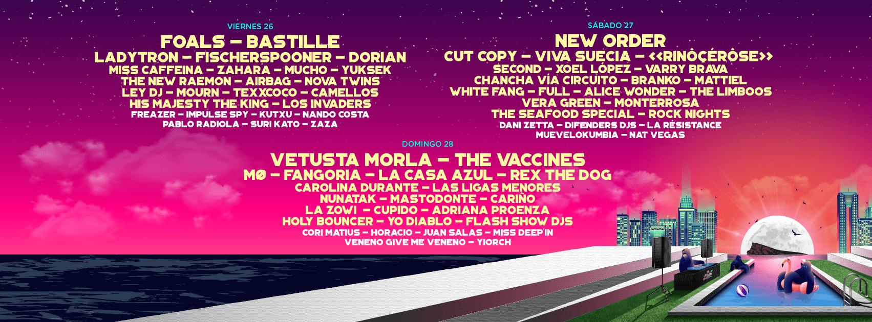 Low Festival 2019: Confirmaciones y entradas