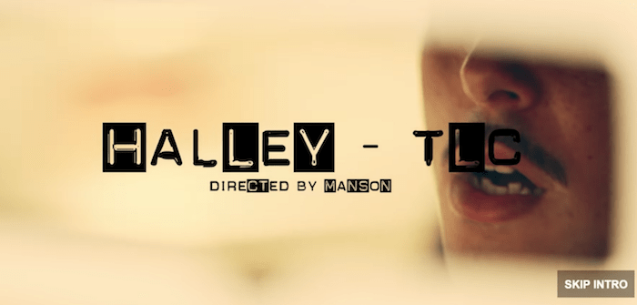 Halley 'explota' en su nuevo videosingle 'TLC'