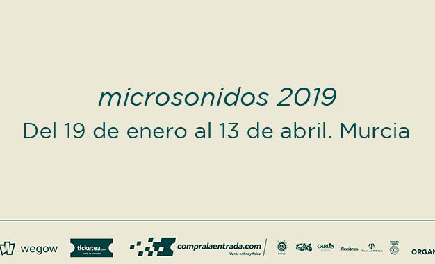 Conciertos Microsonidos 2019