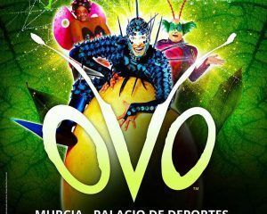 El Circo del Sol se presenta en Murcia con 'OVO' del 16 al 20 de enero