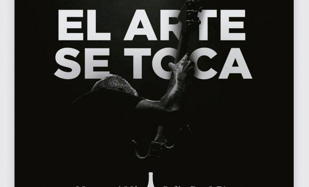 Siloé en El Arte se Toca de Murcia Inspira
