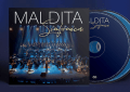 Maldita Nerea lanza el CD + DVD 'Maldita Sinfónica'