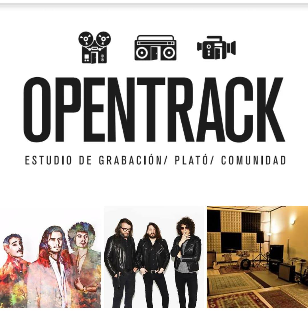 Opentrack inaugura su nueva aventura con Amor Germanio y Moody Sake en directo