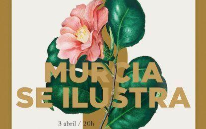 Murcia Se Ilustra de Cervezas Alhambra y Murcia Inspira vuelve con una exposición que aúna tradición y vanguardia