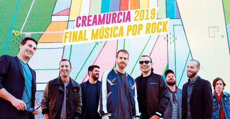 La Pegatina, grupo invitado para la final del CreaMurcia Pop/Rock 2019