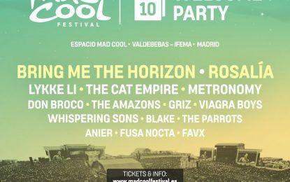 Rosalía inaugura el Mad Cool 2019