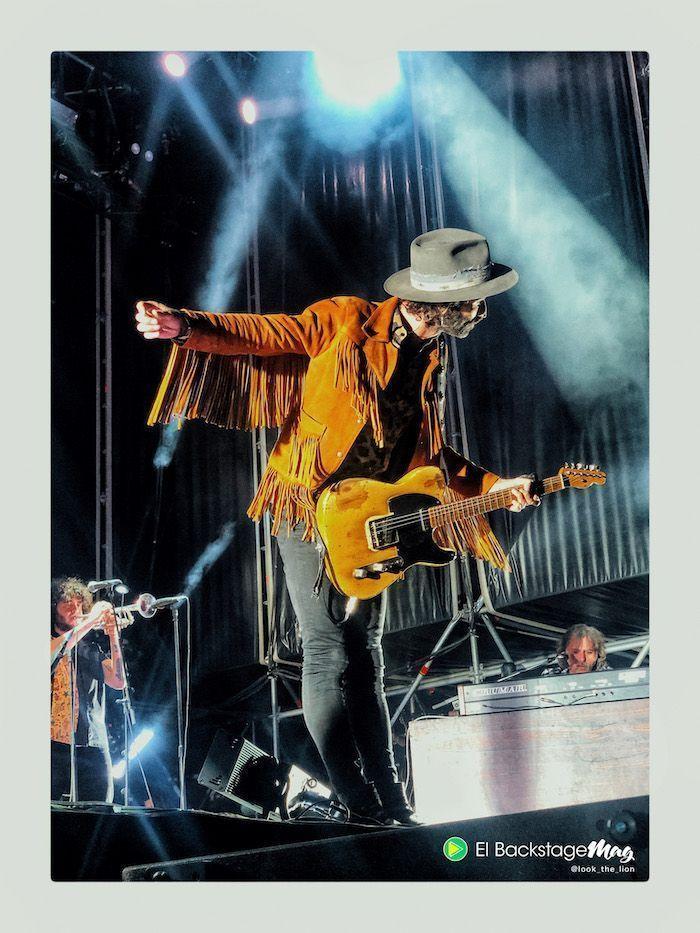Así fue el concierto de Leiva en Murcia