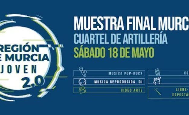 'Región de Murcia Joven 2.0' celebra su final el 18 de mayo