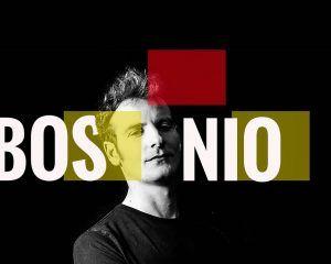 """Bosnio: """"Me gusta la idea de explorar, que el músico se esté """"reinventando"""" continuamente"""""""