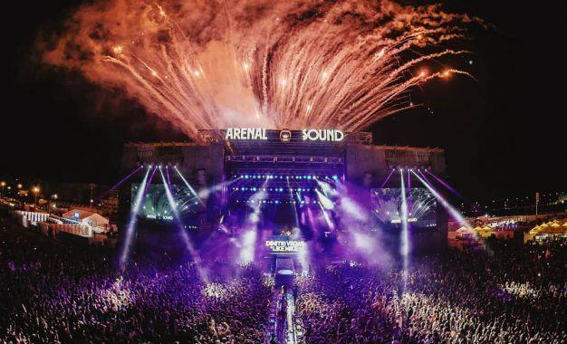 Todo sobre el Arenal Sound 2019