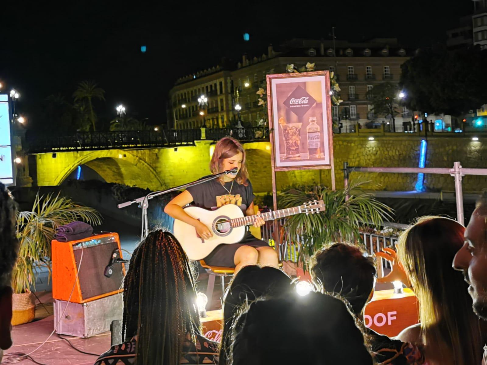 Carmen Boza // Crónica @ Live The Roof Murcia, 11/06/19