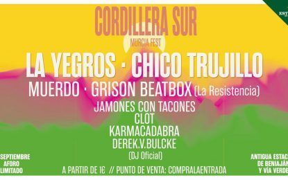 Cordillera Sur Murcia Fest 2019