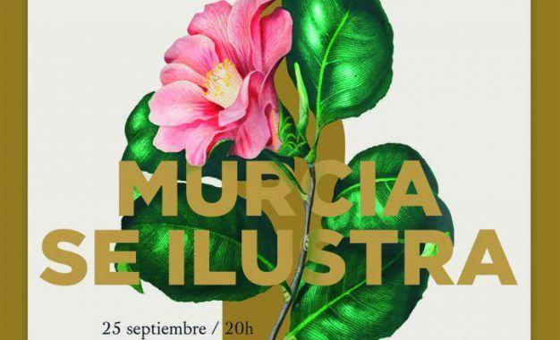 Murcia Inspira inicia el curso con una nueva exposición de Murcia Se Ilustra