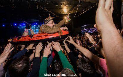 El subnopop y Ojete Calor se afianzan como primera fuerza política en Madrid