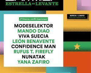 Mando Diao, Viva Suecia y León Benavente, entre las siete nuevas confirmaciones de WARM UP Estrella de Levante