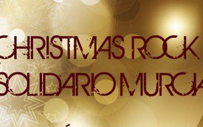 Christmas Rock Solidario de Murcia celebra su novena edición el 20 de diciembre en la Plaza del Cardenal Belluga